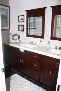 Orange County House Bathroom