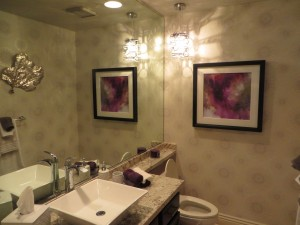 Remodeled Bathroom in Orange County