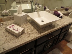 Remodeled Sink Orange County Interior Design