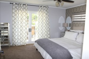 Before and After Interior Design Bedroom