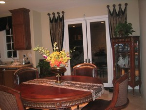 Dining Room project in orange county