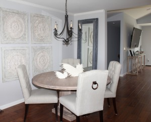 Interior Designer Dining Room project