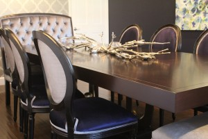Orange County Dining Room project