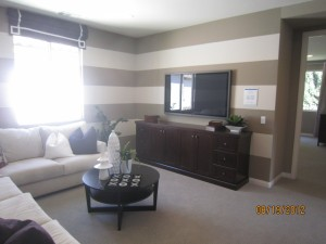 Family room interior designer