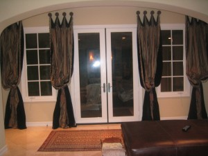 Window Treatments project